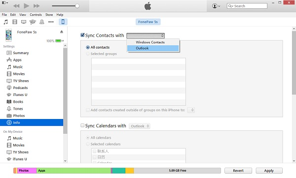 Learn how to move Outlook contacts to a Mac